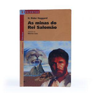 Livro: As Minas do Rei Salomao. Autor: Haggard , Henry Rider. Editora: Scipione