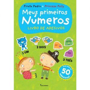 #LIVRO: MEUS PRIMEIROS NÚMEROS