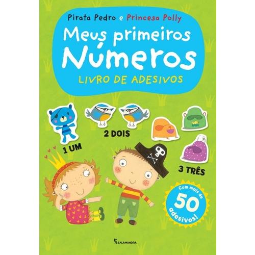 Livro: Meus Primeiros Números-0