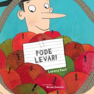 #LIVRO: PODE LEVAR