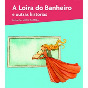 #LIVRO: A LOIRA DO BANHEIRO