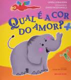 #LIVRO: QUAL É A COR DO AMOR?