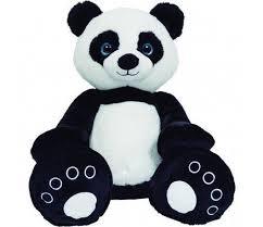 #PELÚCIA : URSO PANDA