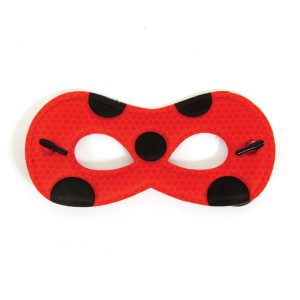 #MASCARA LADY BUG.