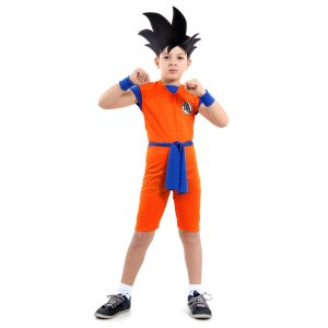 FANTASIA DRAGON BALL CURTO – TAM. P