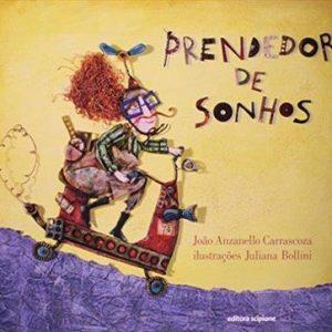 #LIVRO: PRENDEDOR DE SONHOS