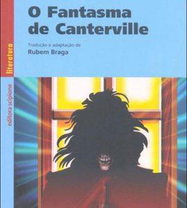 LIVRO: FANTASMA DE CANTERVILLE