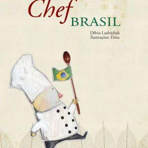 #LIVRO: NA COZINHA DO CHEFE BRASIL