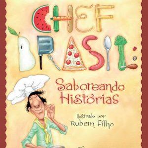 Livro: Chef Brasil, saboreando histórias.
