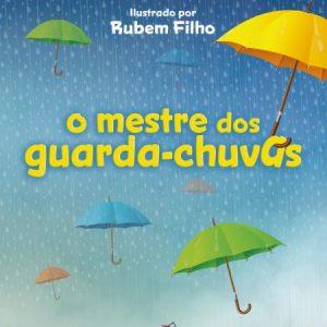 #LIVRO:O MESTRE DOS GUARDA-CHUVAS