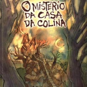 LIVRO: O MISTÉRIO DA CASA DA COLINA
