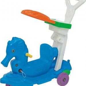 #Peixinho Baby 3 Em 1 – Gangorra,Andador E Carrinho