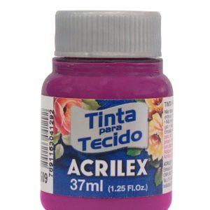 #TINTA PARA TECIDO – MAGENTA – 37 ml. – ACRILEX