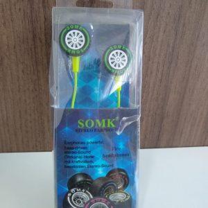 #FONE DE OUVIDO SOMK SM123