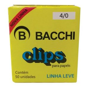 #CLIPS BACCHI 4/0