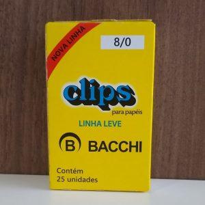 #CLIPS BACCHI 8/0