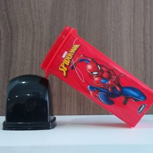 #DENTAL CASE PLÁSTICO SPIDER-MAN