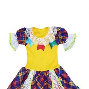 #VESTIDO INFANTIL JULIANE TAM (G) JN3078-G