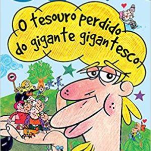 #LIVRO: O TESOURO PERDIDO DO GIGANTE GIGANTESCO