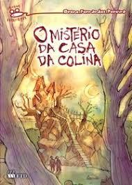 #LIVRO: O MISTERIO DA CASA DA COLINA