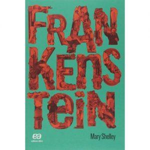 #LIVRO: FRANKENSTEIN