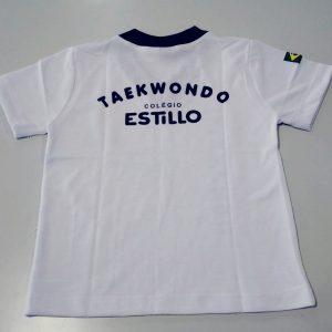 CAMISETA DE TAEKWONDO