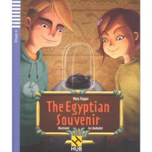 LIVRO DE INGLÊS: THE EGYPTIAN SOUVENIR
