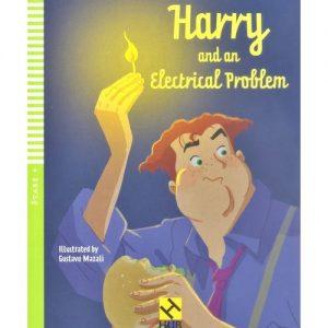 LIVRO DE INGLÊS: HARRY AND ELECTRICAL PROBLEM
