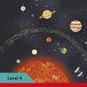 LIVRO DE INGLÊS: SPACE