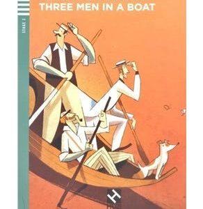 LIVRO DE INGLÊS: THREE MEN IN A BOAT